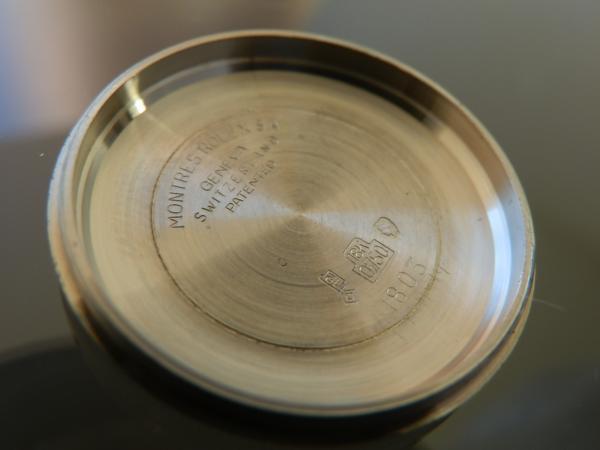 18金無垢ホワイトゴールド ★ロレックス デイデイト Ref.1803/Cal.1556★スペイン文字のサムネイル