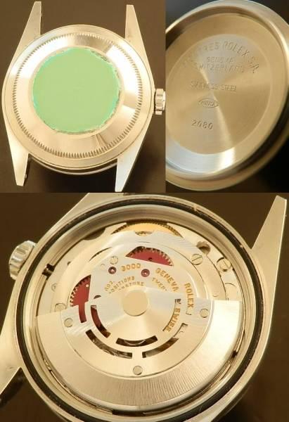 2000年A番美品★ロレックス エクスプローラー Ref.14270★Cal.3000 付属有のサムネイル