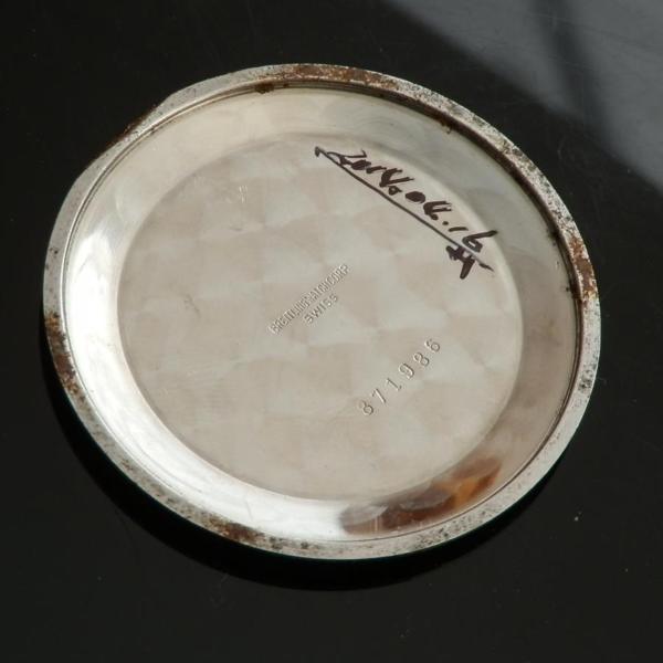 "★★★ BREITLING ★★★  The First NAVITIMER ""AOPA – Uplied Logo"" Beans Bezel★伝説ファーストナビタイマー ""AOPA-アプライドロゴ"" ビーンズスティールベゼル  Ref.806/Cal.178 Mark3のサムネイル"