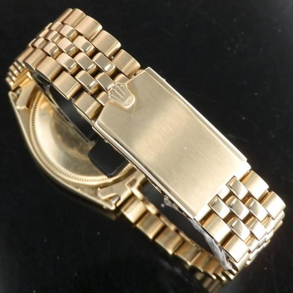 "★★★ R O L E X ★★★  1962'S OYSTER PERPETUAL COLLECTION FIFTEEN 15 – 14K SOLID GOLD ""REEDED BEZEL""  1962年オイスターパーべチュアルコレクション15 -"" 14金無垢 ""リーディッドベゼル""  Ref.1007/Cal.1560のサムネイル"