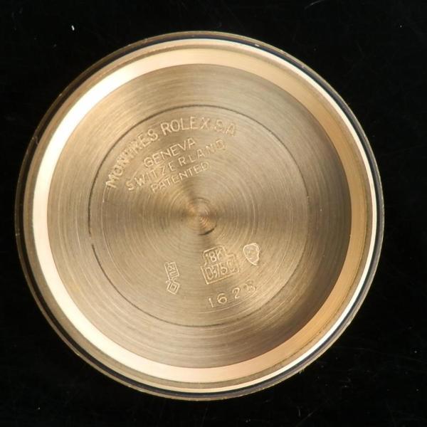 "★★★ ROLEX ★★★  ALL 18K SOLID GOLD ""THUNDERBIRD"" Turnning Bezel★オール18金無垢ゴールド ""サンダーバード"" 回転ベゼル Ref.1625/8 Cal.1570のサムネイル"