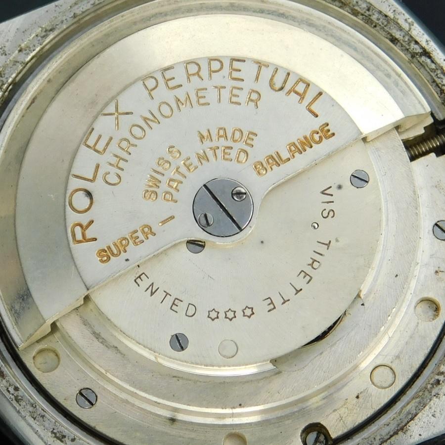 "★★★ ROLEX   ★★★  OYSTER PERPETUAL ""DATEJUST 2'nd Model"" 18K PINK GOLD & SS☆オイスターパーべチュアル ""デイトジャスト セカンドモデル"" 18金無垢ピンクゴールド& SS  Ref.6073/Cal.730のサムネイル"
