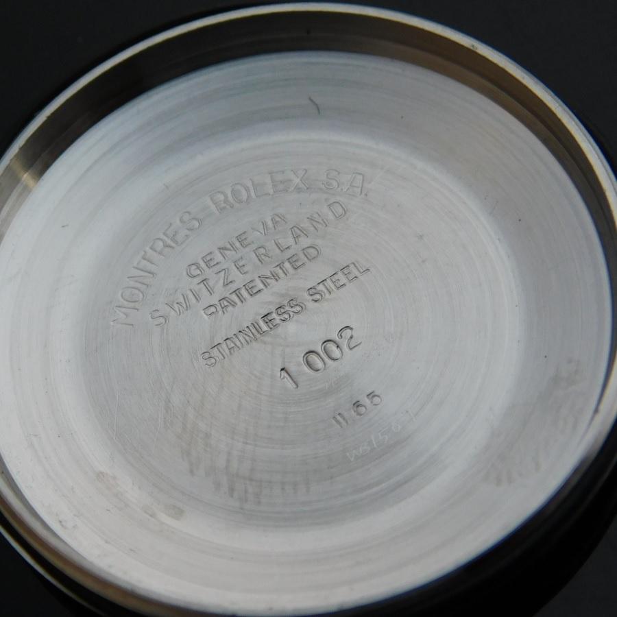 """★★★ R O L E X ★★★  Oyster Perpetual """"GUILLOCHE FINISHED BEZEL"""" All orignal ★オイスターパーペチュアル """"ギローシュ フィニッシュドベゼル"""" オールオリジナル(販売当時のまま)  Ref.1003/Cal.1560のサムネイル"""