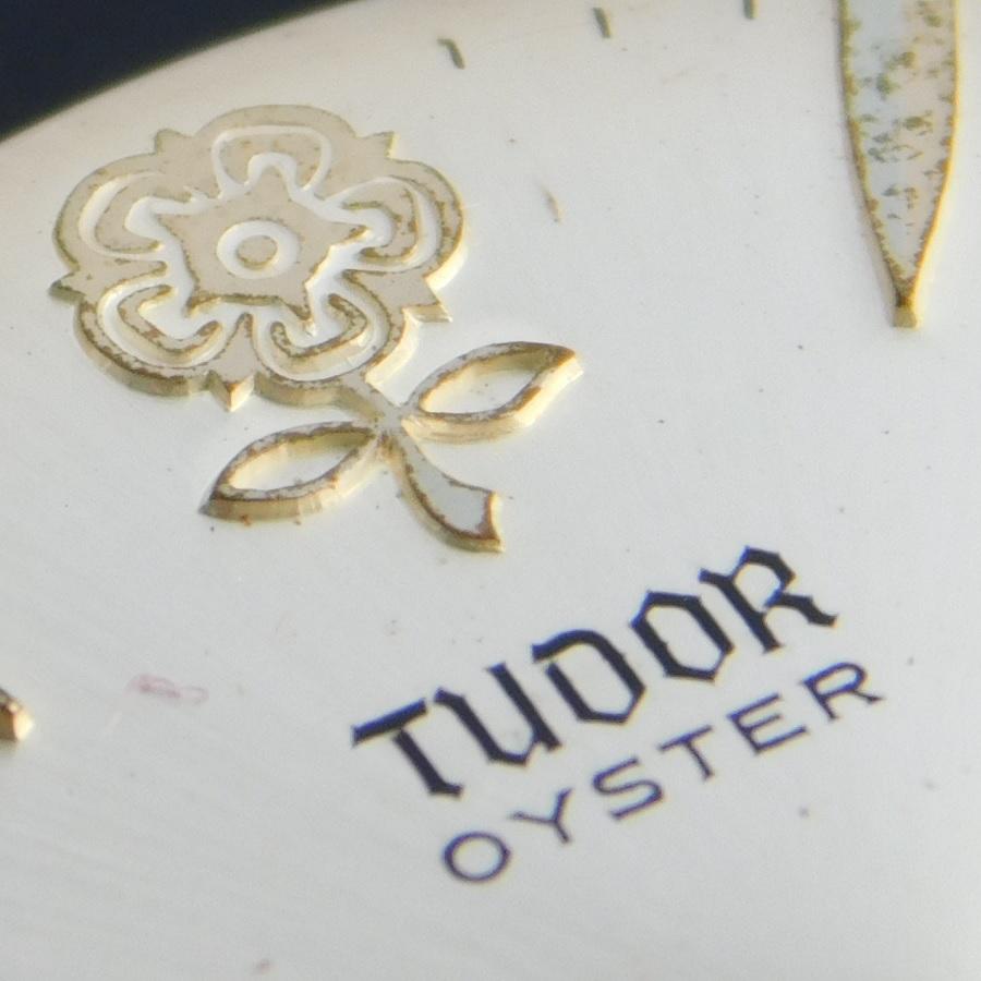 "★★★ TUDOR ★★★  Oyster ""BIG ROSE EMBLEM"" Shock Resisting★オイスター ""大薔薇"" 耐衝撃  Ref.7934/Cal.1156のサムネイル"