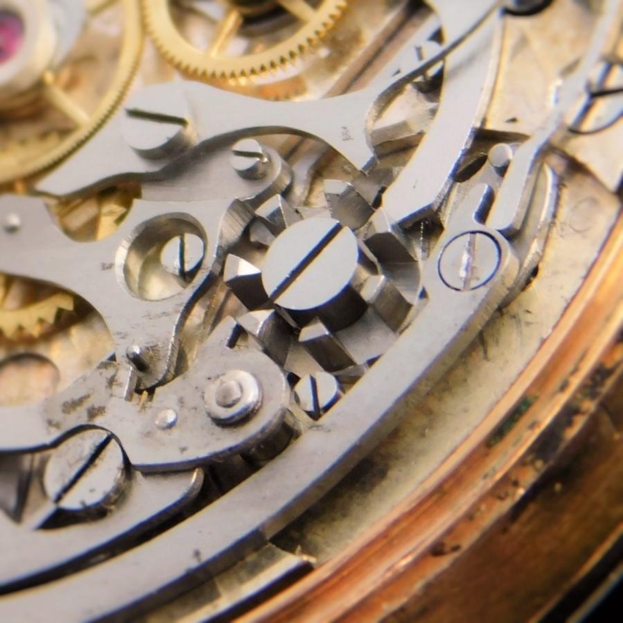 """★★★ IPI WATCH CO ★★★  18K Solid Gold """" 36mm Over Big Round"""" Hi-Quality Movement★18金無垢シャンパンゴールド """" 36mmオーバービッグラウンドケース"""" Cal.39 ハイクオリティームーブメント  EXTRAのサムネイル"""