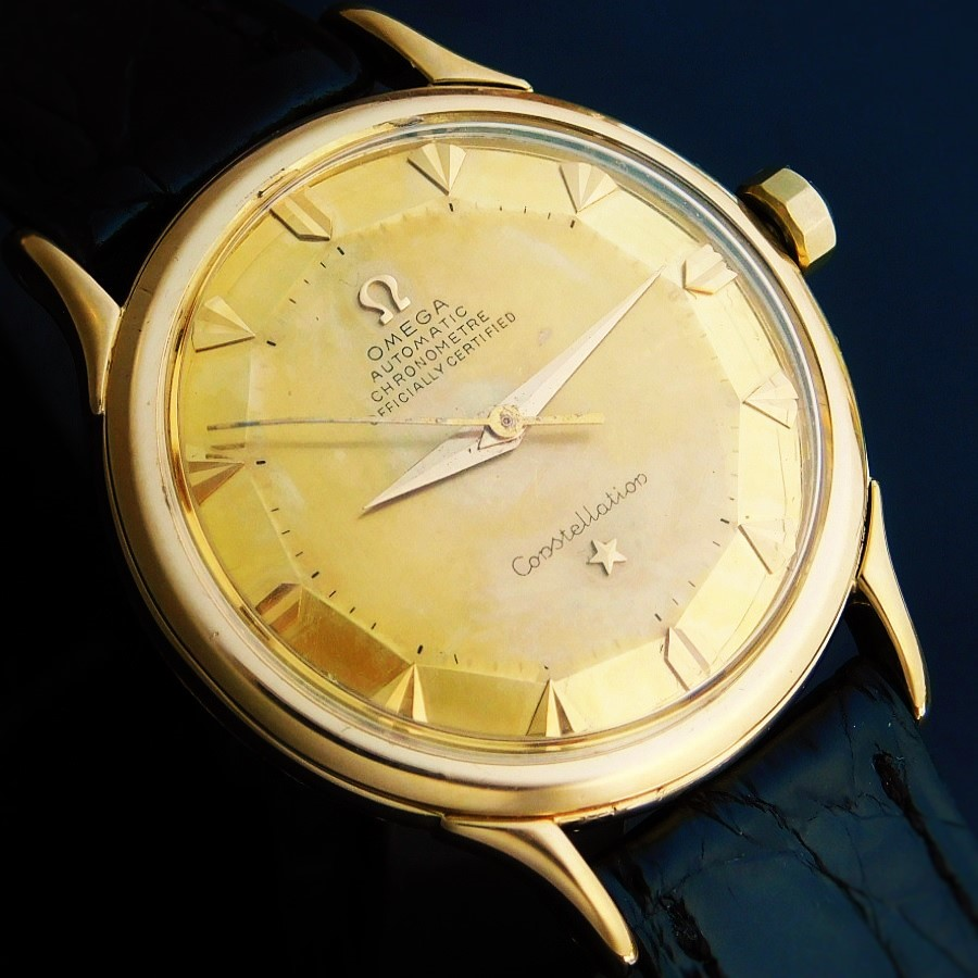 "★★★ OMEGA ★★★ The First Legendary ""Constellation"" Chronometer Bumper Caliber☆ザ ファースト伝説 ""コンステレーション"" クロノメーターバンパーキャリバー Ref.2700SC/Cal.352のサムネイル"
