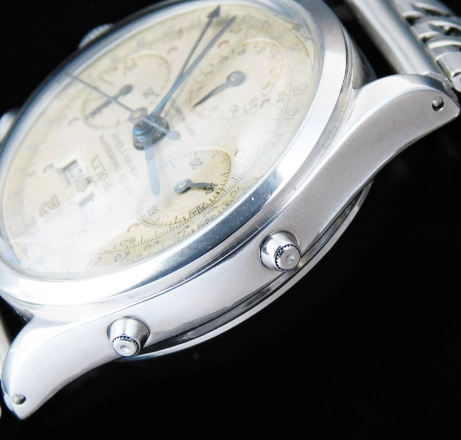 "★★★ R O L E X ★★★  It's called ""KILLY"" – OYSTER CHRONOGRAPH DATO-COMPAX"" Second Model✩伝説""キリ― ""オイスタークロノグラフ ダトコンパックス"" セカンドモデル  Ref.4767 / SERPICO Y LAINO Cal.72Cのサムネイル"