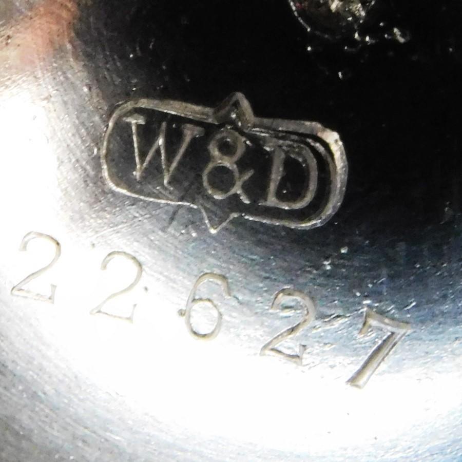 "★★★ ROLEX ★★★ 1915's Ball Watch Pendant – ""Hans Wilsdolf & Alfred Davis"" – 920 Solid Silver☆幻1915年製造オールオリジナル920銀無垢エナメルダイアル★ロレックス ボールウオッチ ペンダント★W&Dロレックス社前身Wilsdolf & Davisのサムネイル"