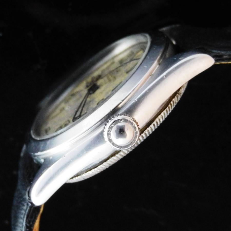幻1937年頃製造☆純正ユニークダイアル★ロレックス スピードキング Ref.4220★ラジウム夜光☆キャリバー710のサムネイル