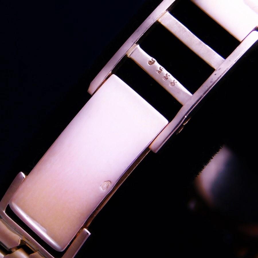 極上美品1930年代幻の逸品18金無垢ローズゴールド★オメガ レディース カクテルウオッチ★純正8pダイヤ・16pルビー☆名機Cal.11.5のサムネイル