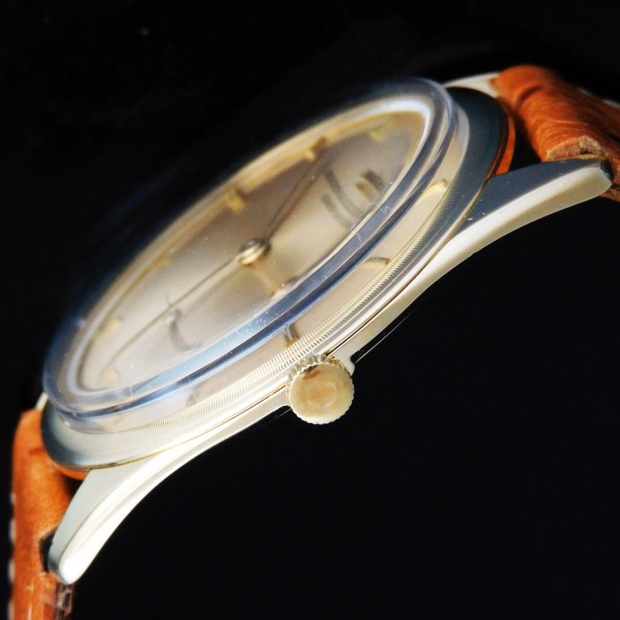 極上美品1960年代18金無垢★ヴァシュロン・コンスタンタン Ref.6360 ウルトラスリム&スモセコ★名機Cal.1001/1ジュネーブシールのサムネイル