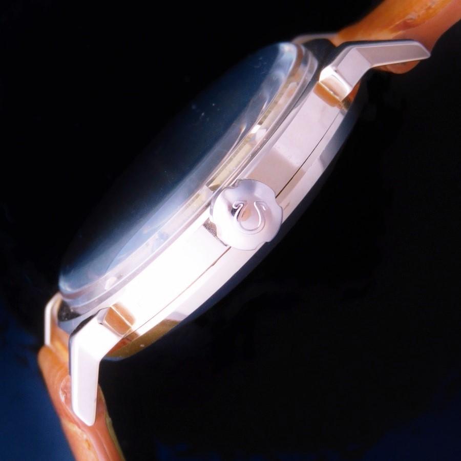 1956年メルボルンオリンピック限定モデル★オメガ シーマスターVXI Ref.2850SC★18金無垢ピンクゴールド☆Cal.471のサムネイル