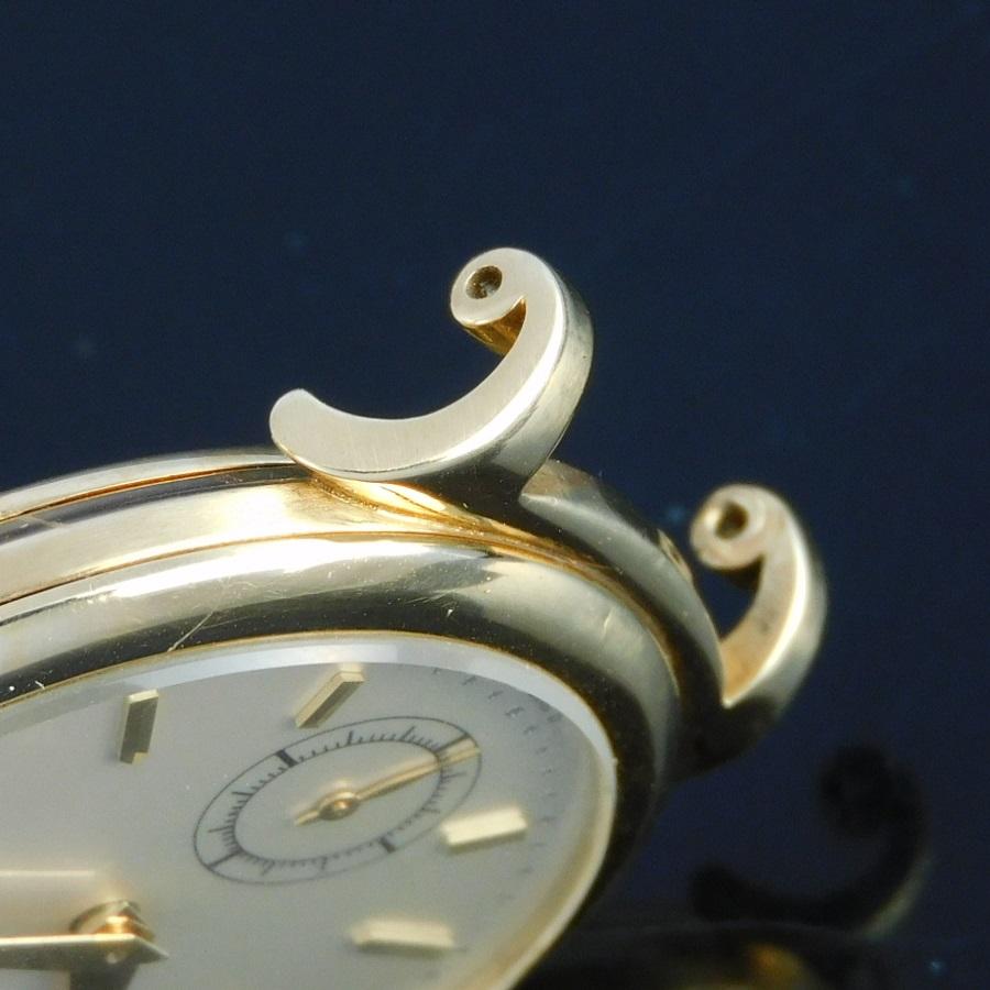 18金無垢スクロールラグ★パテックフィリップ Ref.1491★伝説キャリバー12.120のサムネイル