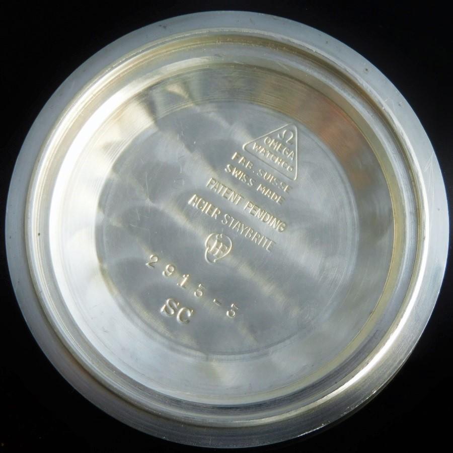 幻オール純正1958年製造アーカイブ★シーマスター300ファーストモデルM3 Ref.CK2913-3★ラジウム夜光当時純正文字盤&ベイクライトベゼルのサムネイル