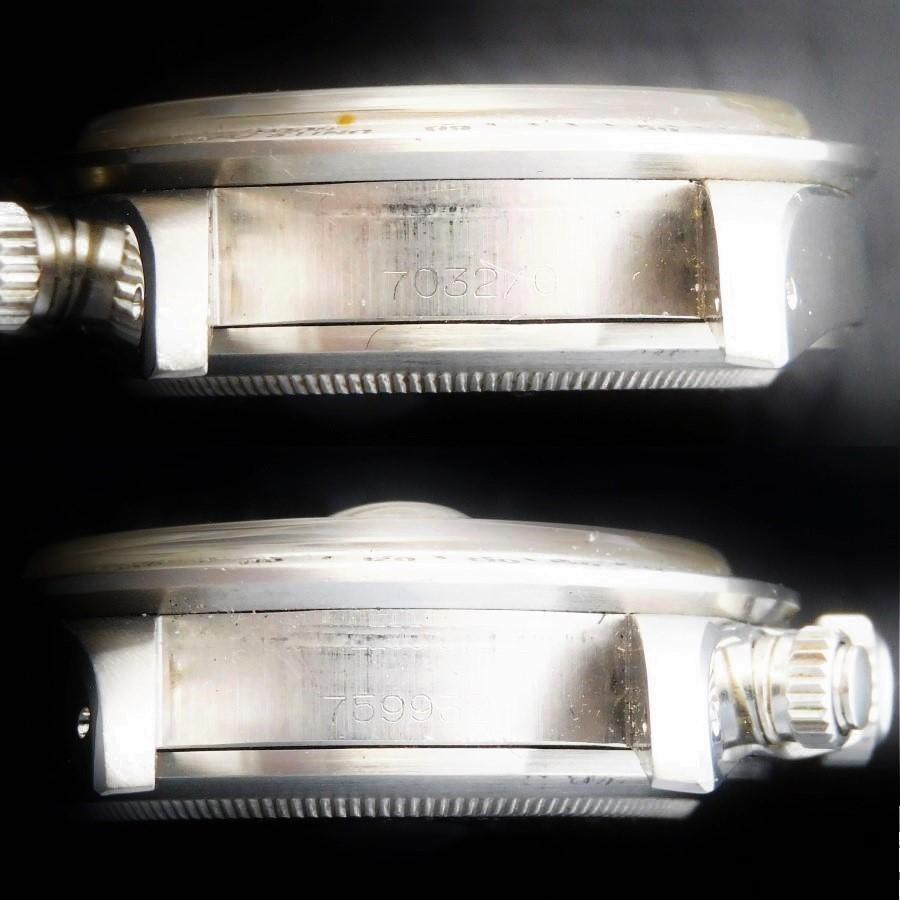 幻ファーストモデル1971年製造トロピカル文字盤★チューダー オイスターデイト クロノグラフ Ref.7032/0★Cal.7734☆3連オイスター巻7836のサムネイル