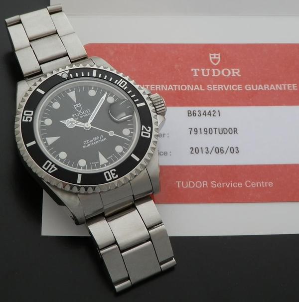 big sale cf85f 604e3 TUDOR | アンティーク時計の販売・修理・買取【クールオークション】
