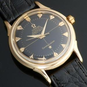 "★★★ OMEGA ★★★  The First Legendary ""Constellation"" Cchronometer Bumper★伝説ファーストモデル ""コンステレーション"" クロノメーター伝説バンパーキャリバー  Ref.2652SC/Cal.352"