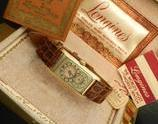 "★★★ LONGINES ★★★  14K Solid Gold ""SUPER SOLO TANK DOCTORS DUO DIAL "" In 1933's  14金無垢シャンパンゴールド ""スーパーソロタンクドクターデュオダイアル"" 1933年製造  Cal.9.32"