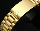 "★★★ R O L E X ★★★  18K Solid Gold ""PRESIDENT BRACELET"" Made in 1958★18金無垢シャンパンゴールド ""プレジデントブレスレット"" 1958年製造"