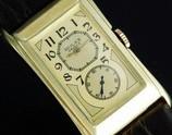"★★★ ROLEX ★★★  14K Solid Gold ""BRANCARD PRINCE"" Doctor Watch Requtangular★14金無垢 ""プリンス ブランカード"" ドクターウオッチ  Ref.1490/Cal.300"