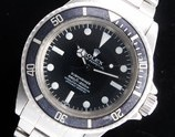"★★★ R O L E X ★★★ OYSTER PERPETUAL ""SUBMARINER"" NON-DATE – HACK SYSTEM☆オイスターパーべチュアル ""サブマリーナ"" ノンデイト – ハック機能有り Ref.5512"