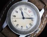 激激希少1944年W.W.W☆RAFロイヤルエアフォース☆ルクルト ウィームス★Cal.450セコンドセッティング回転ベゼル