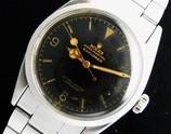 幻1956年ロレックス エクスプローラーRef.6610★ミラー&ギルトダイアル w/ラジウム夜光ビッグドット秒針&ロング分針★1030キャリバー